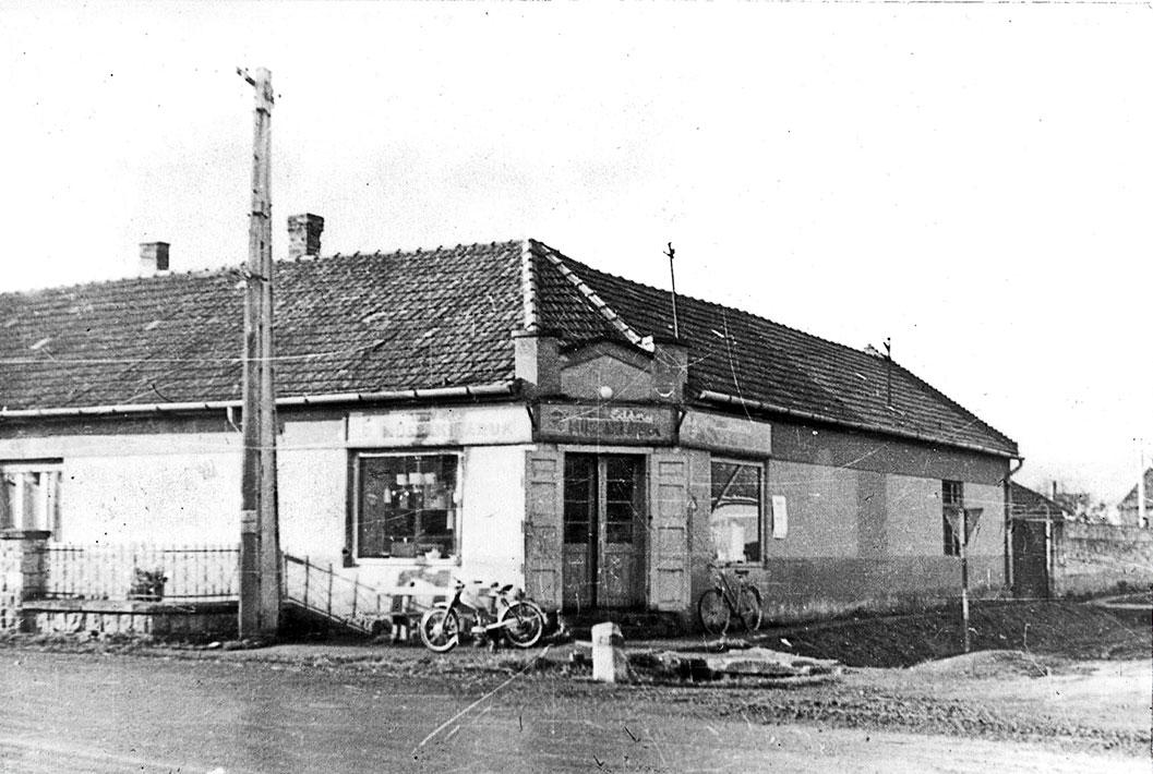 Pali bácsi régi Vas-Műszaki Áruháza